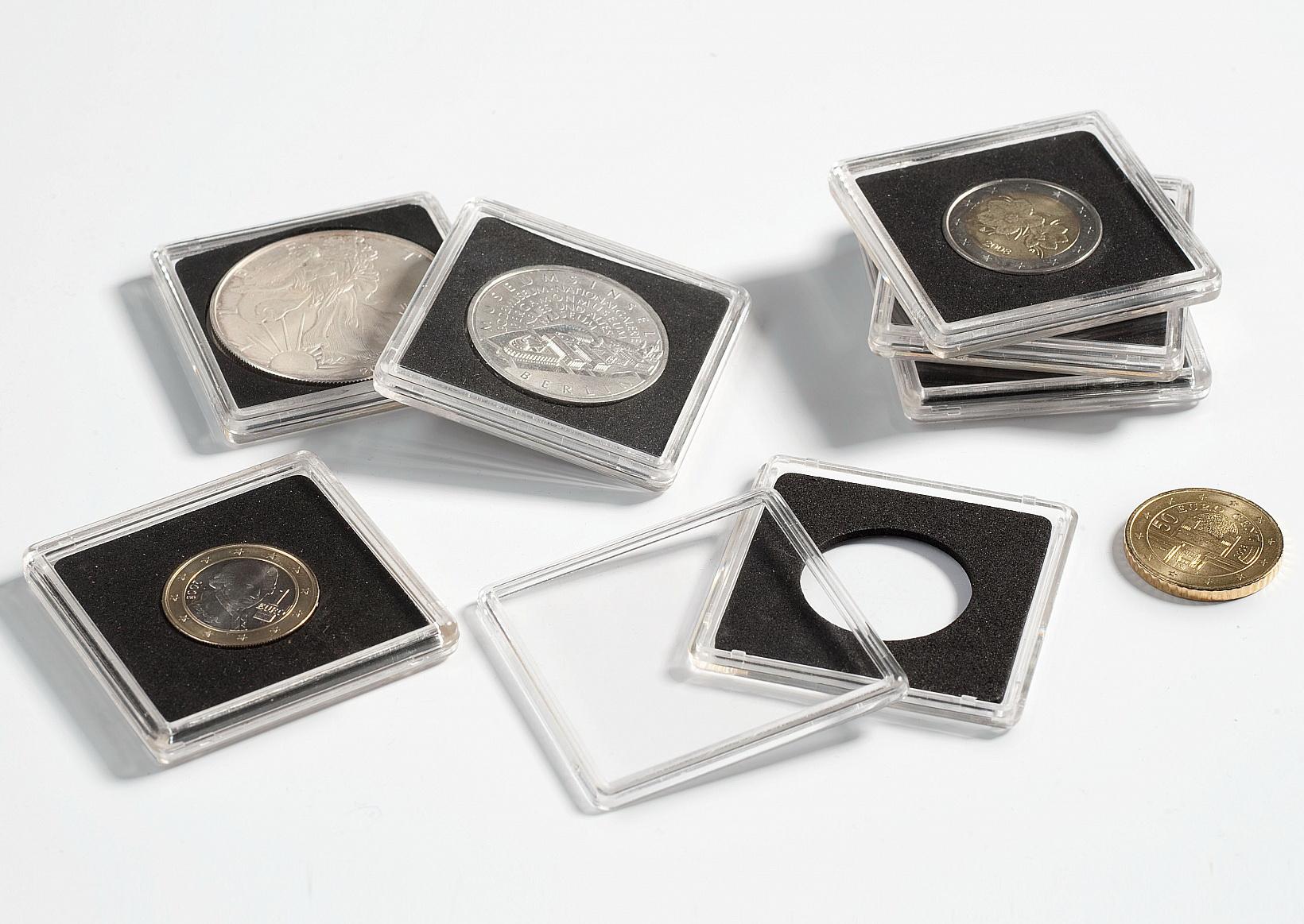 Подставка под монетные капсулы 1 цент канада 1980