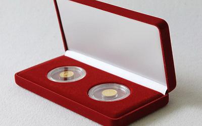 Футляры для монет купить в москве 50 евро цент 2001 года цена